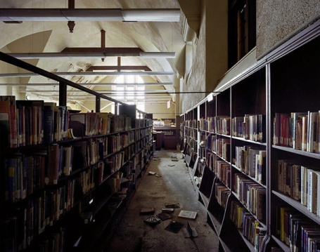 biblio ruine